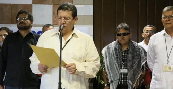 Farc suspende diálogos en La Habana