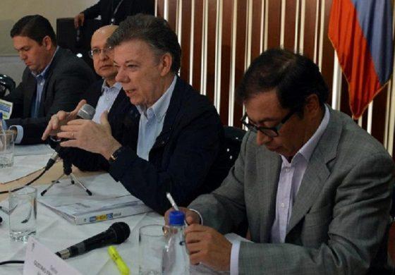 CARTA ABIERTA A LOS COLOMBIANOS: !VUESTRO PRESIDENTE ENTREGARÁ EL PAÍS A LOS CASTRISTAS!
