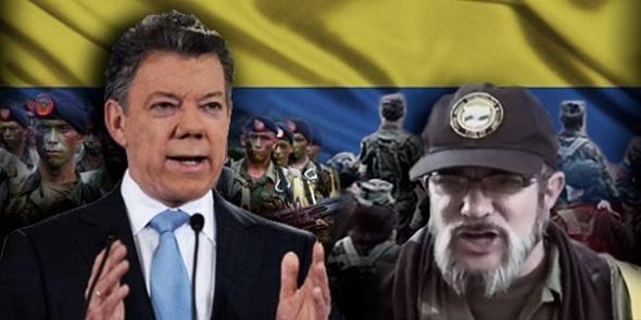Santos violó la ley al autorizar los viajes de un criminal como Timochenko a La Habana
