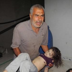 Miles de niños están siendo asesinados por el régimen socialista sirio