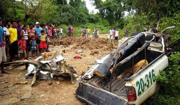Uno de los sangrientos ataques de las FARC en plenas conversaciones con el gobierno de Santos