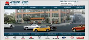 La página web de cartechjapan.com