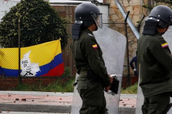 En los desórdenes de las Universidades Públicas, siempre las FARC y ELN están ahí, patrocinando
