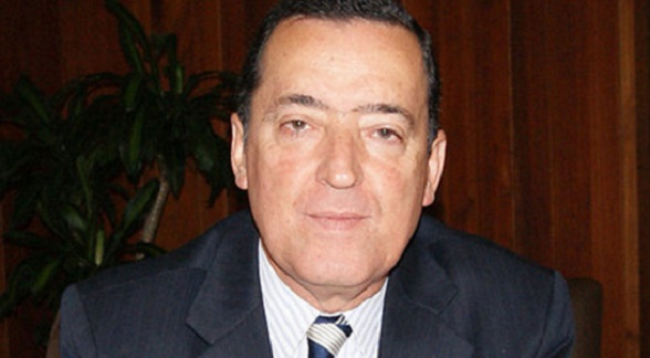 Jorge Iván Palacio, presidente de la Corte Constitucional