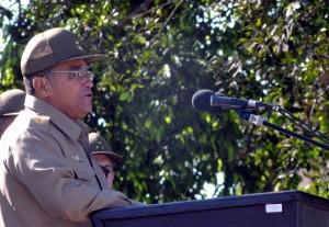 General cubano Pedro Mendiondo Gómez