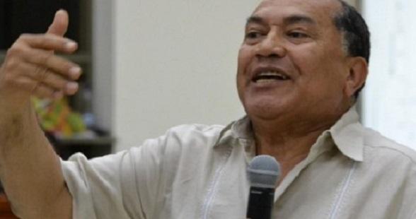 Amylkar Acosta Medina, el polémico ministro de Minas y Energía