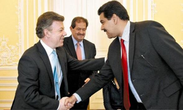 Juan Manuel Santos y Nicolás Maduro, pactaron la muerte de Alvaro Uribe