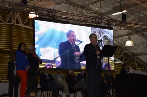 Convención uribista (Foto Periodismo Sin Fronteras)