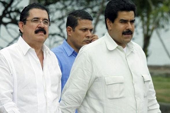 Zelaya y Maduro. El Foro de Sao Paulo avanza en nuestro continente