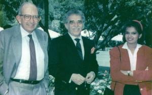 Plinio Apuleyo Mendoza y Gabriel García Márquez