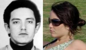 El terrorista chileno Juan Gutiérrez Fischmann y su hija Gabriela, nieta de Raúl Castro