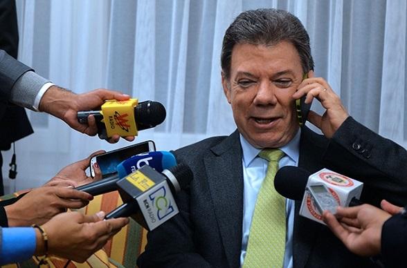 Santos y sus medios enmermelados