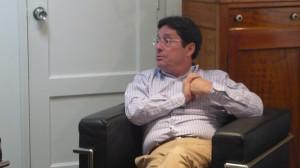 Francisco Santos, ex vicepresidente de Colombia durante el gobierno de Álvaro Uribe Vélez