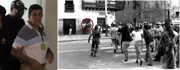 Bernardo Garzón Garzón, al parecer, sí estuvo en el asalto al Palacio de Justicia