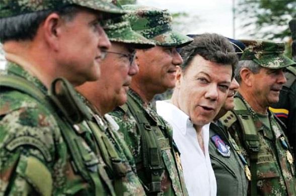Santos et la capitulation de l'État