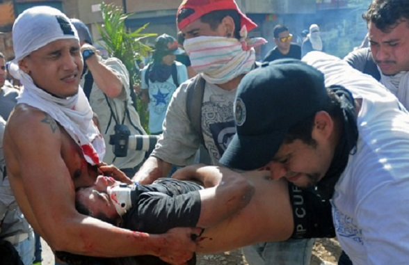 Bassil Da Costa, uno de los tres asesinados por el régimen de Maduro