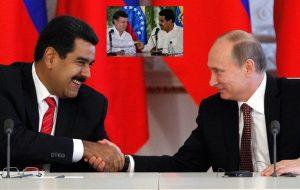 Putin apoya la tiranía de Nicolás Maduro y está utilizando el triángulo Caracas-La Habana-Managua para hacer demostraciones belicosas de su fuerza armada en el Mar Caribe