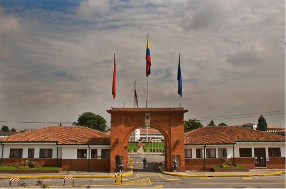 Escuela militar de Cadetes, José María Córdoba