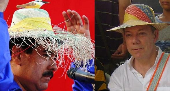 Nicolás Maduro y Juan Manuel Santos. Fichas de los Castro para instaurar su sistema en Latinoamérica