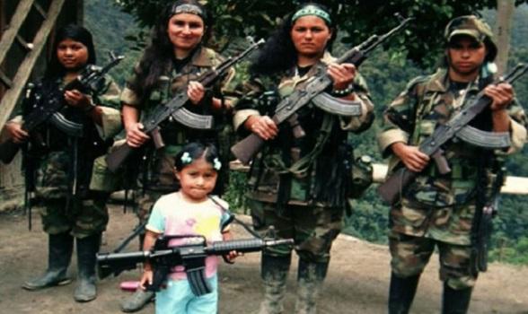 La fatiga y el cansancio de los combatientes de las FARC por los abusos de sus comandantes, es evidente. Están al borde del colapso
