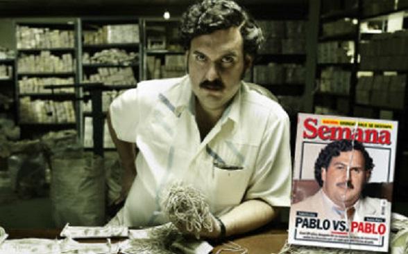 Pablo Escobar sigue siendo tratado como una especie de héroe por los medios de comunicación