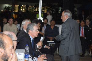Reunión uribista en medellín 2012