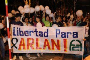 """""""Liberen a Adan Fick"""", es el grito de los paraguayos"""