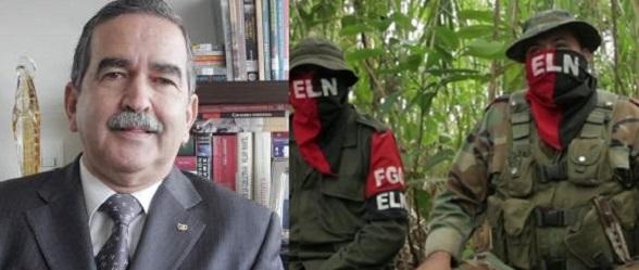 General Herrera Berbel, rector de la Universidad Militar e interlocutor en diálogos ELN- Gobierno Santos