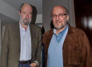 Antonio Caballero y Daniel Samper Pizano