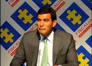 Danny Julián Quintana, director Nacional del C.T.I. de la Fiscalía