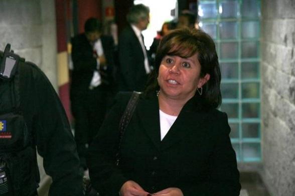 María del Pilar Hurtado, ex directora del DAS