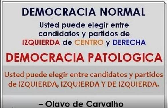Democracia patológica