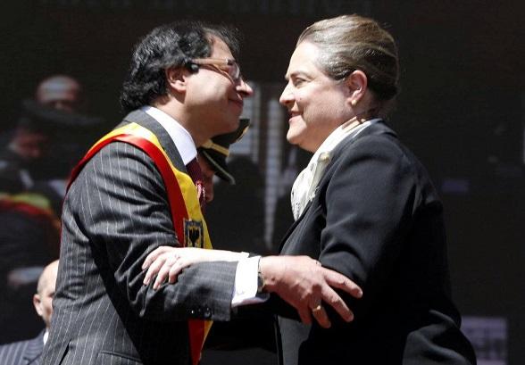 Gustavo Petro y Clara López, una llave que quiere perpetuarse en el poder