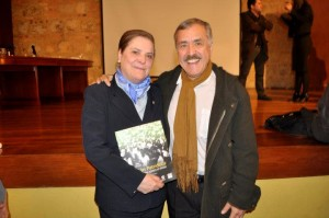 Jaime Caicedo y Clara López Obregón