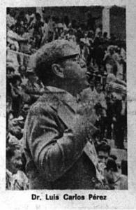 Luis Carlos Pérez