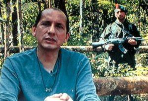 General de la Policía, Luis Mendieta, en sus tiempos de secuestrado por la banda marxista de las FARC