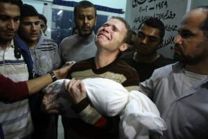 El horror en Gaza es indescriptible