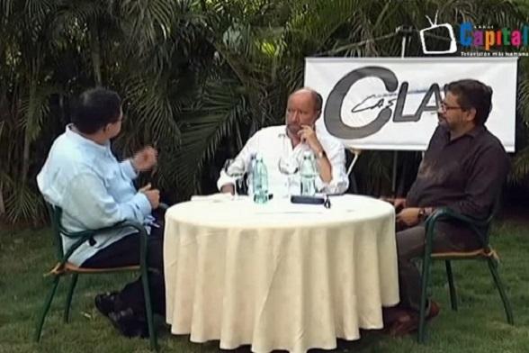 Antonio Caballero dando protagonismo a los cabecillas de las FARC