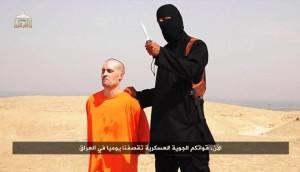 El periodista  James Foley, asesinado por su oficio
