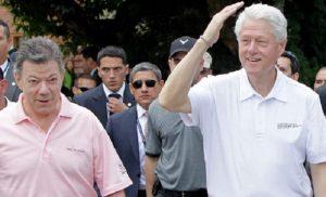 JMS y Bill Clinton