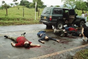 """FARC asesinaron a Diego Trubay Cote y a su madre la anciana Inés Cote de Turbay. En medio de sonrisas, Iván Márquez dijo que fue """"una equivocación"""""""