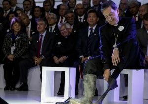 """Campaña """"Soy Capaz"""", un  engaño con libreto diseñado desde La Habana. La iglesia Católica debería quitarse las botas de las FARC y colocarse los zapatos de los colombianos"""