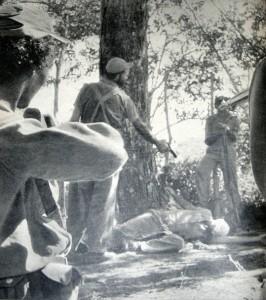 Fusilamientos en cuba ordenados por Castro