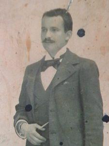 Medardo Perilla Vaca, médico del ejército conservador muertos en la batalla de Gramalote durante la Guerra de los Mil Días