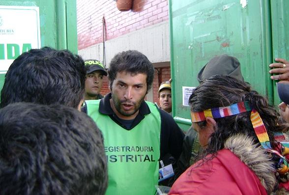 El voto obligatorio no ha impedido la aparición de fenómenos graves de corrupción del sufragio (Foto Periodismo Sin Fronteras)