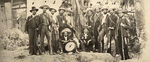 Guerrilla liberal de Zipaquirá durante la Guerra de los Mil días