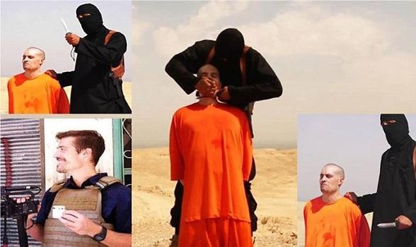 James Foley, periodista gráfico asesinado por extremistas islámicos