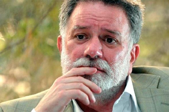 Ex Comisionado de Paz Luis Carlos Restrepo