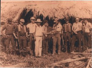 Horacio Serpa et ses amis, les bandits de l'ELN