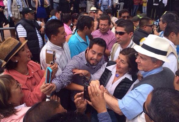 Participación ciudadana. ¿Quién mejor ejemplo implementándola que Álvaro Uribe?